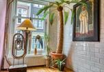 Hôtel Amsterdam - Attic Monkeys Lodge-3