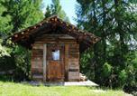 Location vacances Mörtschach - Almhutte Dolomitenblick-4