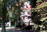 Hôtel Ostrava - Hotel Villa Ostrava 3+-1