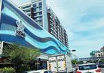 Location vacances Kota Kinabalu - Modern and Cosy Condominium-3