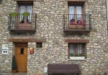 Location vacances Sigüenza - Casa La Alegría de La Alcarria I-1