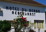 Hôtel Pau - Hôtel Restaurant du Béarn-4