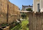Location vacances Vannes - Ty Laumann petite maison avec jardin sur le port de vannes-4