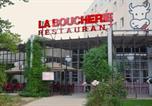 Hôtel Le Thillay - Ibis Villepinte Parc des Expositions-2
