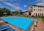 Location vacances Urbania - Exquisite Cottage in Marche with Swimming Pool-1