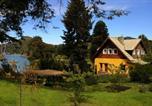 Location vacances San Carlos de Bariloche - Los Juncos Patagonian Lake House-1