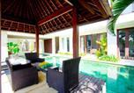 Villages vacances Payangan - Apple Villas & Apartments-3