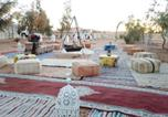 Camping  Acceptant les animaux Maroc - Berber luxury camp-3