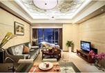 Hôtel Ningbo - Yousu Hotel & Apartment Tianyi Square Yinyi Global Center Apartment Ningbo-1