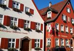 Hôtel Schnelldorf - Hotel-Restaurant Goldenes Lamm-4