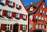 Hôtel Feuchtwangen - Hotel-Restaurant Goldenes Lamm-4