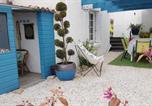 Location vacances La Jonchère - Three-Bedroom Holiday Home in La Tranche sur Mer-1