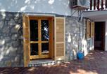 Location vacances Lago - Calabria Beach house-2