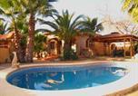 Location vacances Xàtiva - Villa Tierra Verde-3