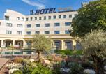Hôtel Bannegon - Hotel Le Paddock-3