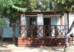 Camping en Bord de mer Croatie - Oak Tree Mobile Home, Camp Soline-3