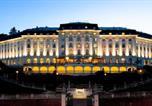 Hôtel Jáchymov - Hotel Radium Palace-3