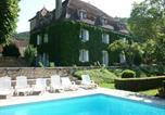 Hôtel Cabrerets - Maison d'Hôtes Redon-1