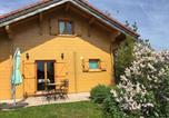 Location vacances  Haute-Saône - Chalet La Cabiotte-2