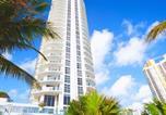 Location vacances Sunny Isles Beach - Partial Sea View Private Apartment-4