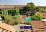 Hôtel Collias - Best Western Uzès Pont du Gard-2