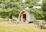 Camping avec Site nature Guillac - Camping Le Clos du Blavet-2