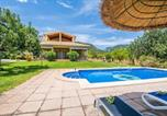 Location vacances Selva - Villa Cas Mestre con piscina en entorno rural-4