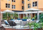 Hôtel Sunny Isles Beach - Courtyard by Marriott Miami Aventura Mall-4