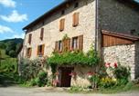 Location vacances Auberives-en-Royans - Gîte rural Les Sables-1