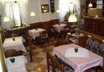 Hôtel Levico Terme - Albergo Antica Rosa-2