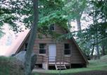 Location vacances Glastonbury - Cabin Deck House - Formidable Cabin in Laurel Island-3
