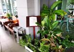 Hôtel Lat Krabang - Golden Jade Suvarnabhumi-3