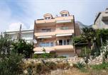 Location vacances Makarska - Apartments and rooms with a swimming pool Makarska - 6643-1