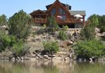 Location vacances Holbrook - Waterfront Show Low Home on Private Lake with Deck!-1
