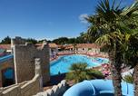 Camping avec Piscine couverte / chauffée Olonne-sur-Mer - Old -Capfun - Camping Loubine-1