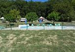 Camping avec Piscine couverte / chauffée Pujols - Camping Les Deux Lacs-4