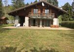 Location vacances Montreux - Chalet dans un havre de paix-2