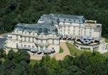 Hôtel 5 étoiles Chessy - Tiara Château Hôtel Mont Royal Chantilly-1