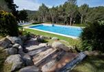 Location vacances Begur - Tamariu Apartment Sleeps 4 Pool-1