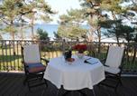 Location vacances Binz - Panorama-Ostseeblick in der Villa Atlantic-3