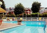 Hôtel Province de Savone - Hotel Arcobaleno-1