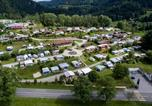 Camping 4 étoiles Huanne-Montmartin - Camping Lac des Brenets-2