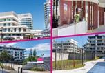 Location vacances Świnoujście - Vacationclub - Stella Baltic Apartment 7-2