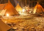 Camping  Acceptant les animaux Allemagne - Camping Zum Oertzewinkel-1