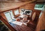 Location vacances Hnilec - Tiny home in heart of Slovak Paradise-1