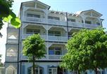 Location vacances Binz - Haus & Villa Strandburg by Rujana-1