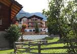 Location vacances Grächen - B&B Hotel Alpina-1