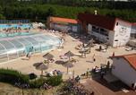 Camping avec Ambiance club Vielle-Saint-Girons - Les Cottages de Leon-3