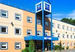 Hôtel Wittersdorf - Hotel Ibis Budget Mulhouse Dornach-1