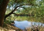 Camping Golf du Domaine de Rochebois - Flower Camping La Sagne-1